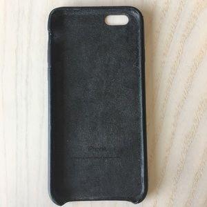 Apple iPhone Black Case
